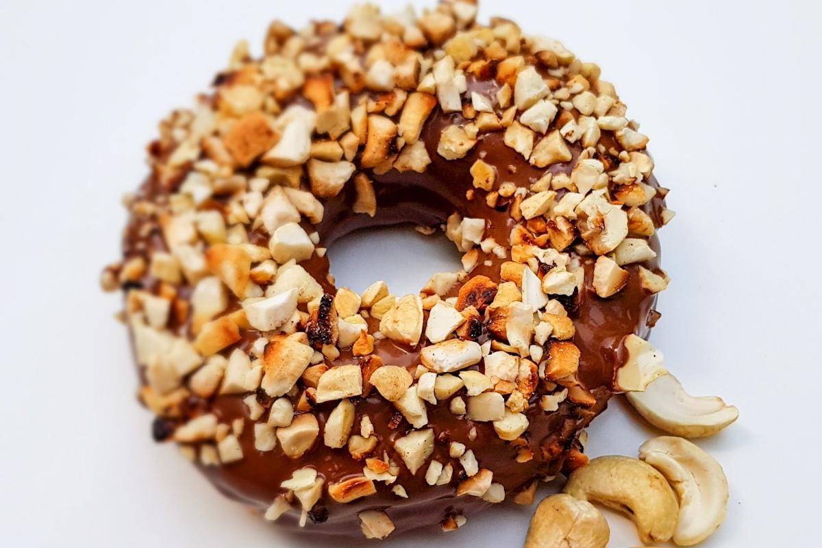 Donutty Cashew Donut