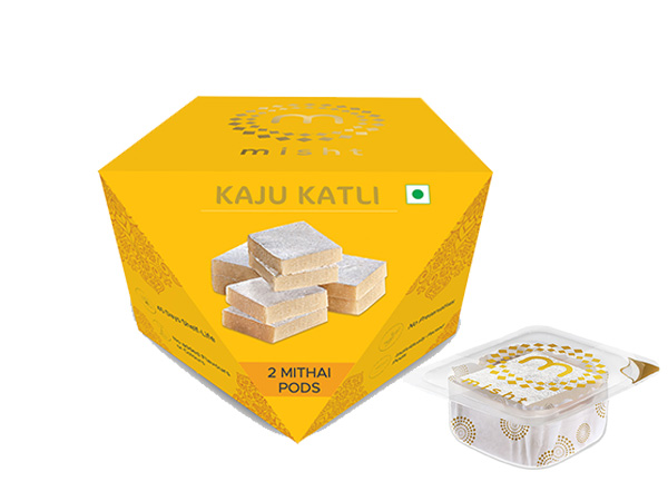 Kaju Katli [2 PODS]