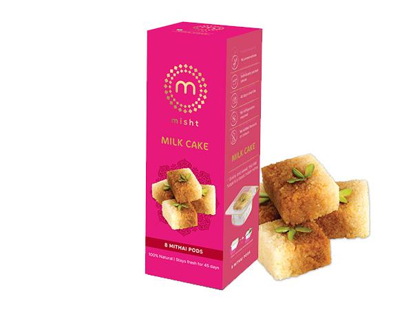 Milk Cake [8 PODS]