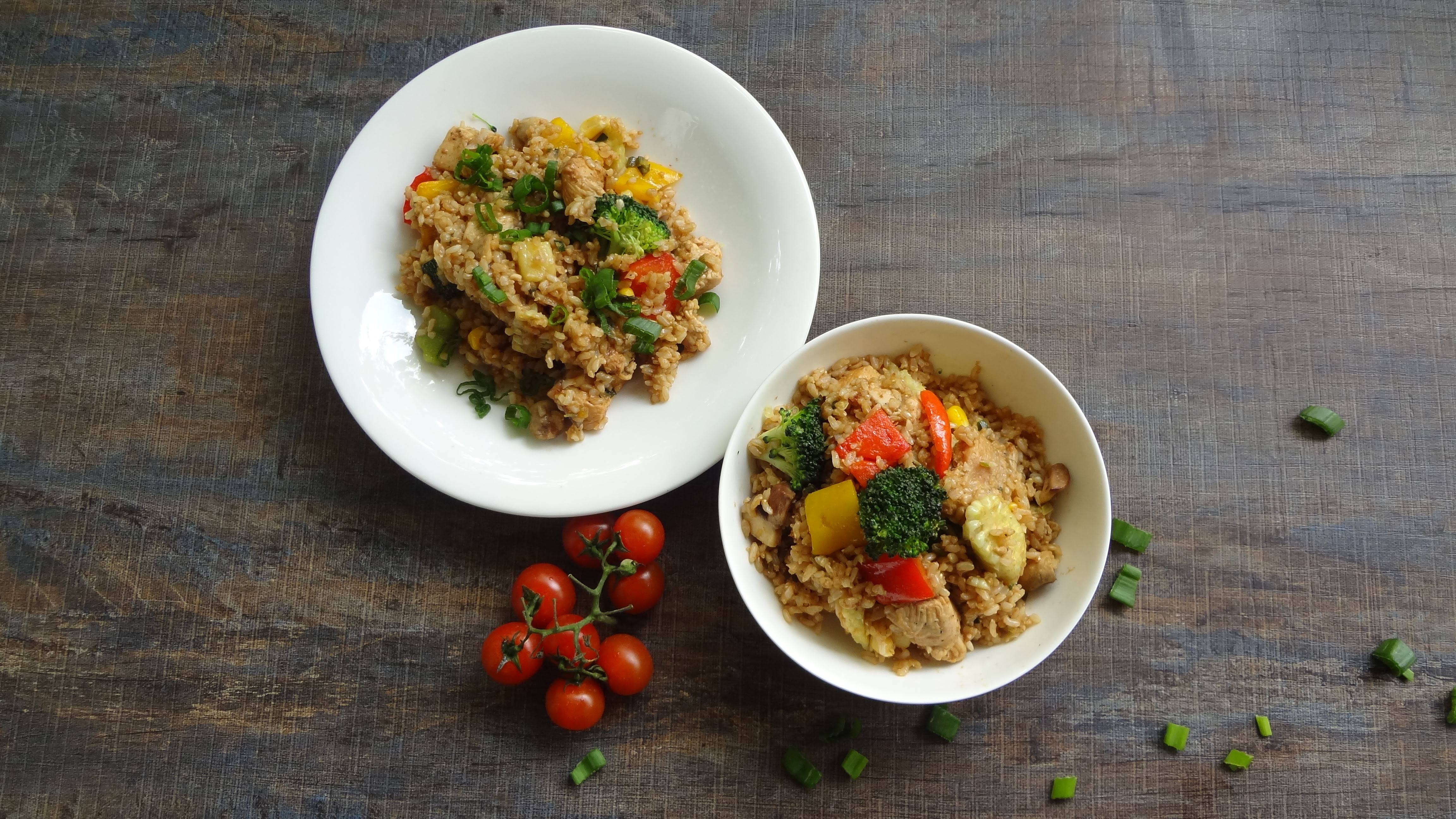 Chicken & Rice Meal Box