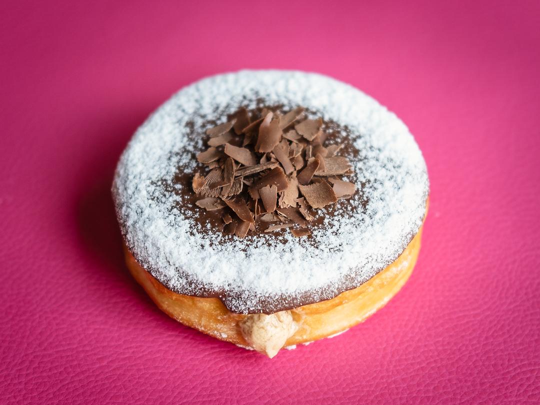 Hazelnut Donut