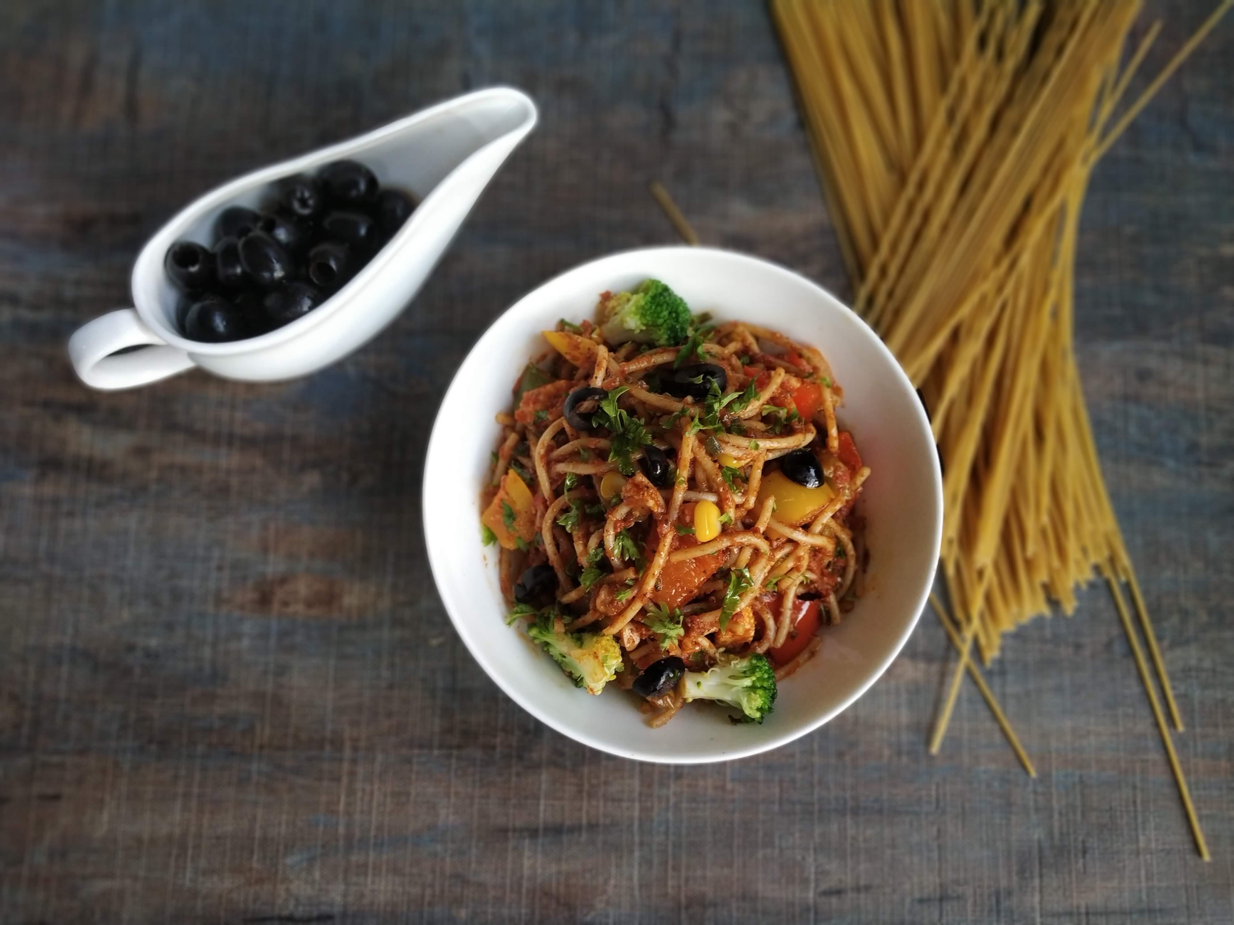 Veg Spaghetti