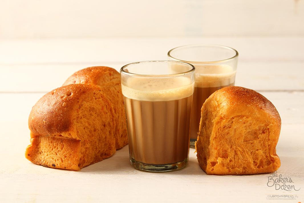 Masala Pav (Methia) (Sourdough) 100% Wholewheat (210 gms)