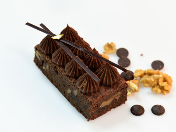 Brownie [Eggless]