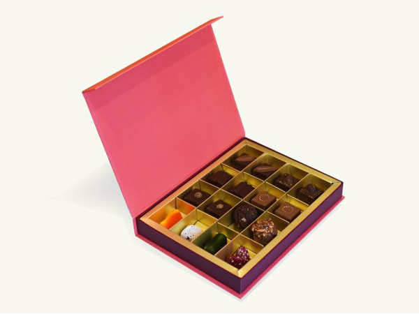 Gift Box of 16 assorted chocolates