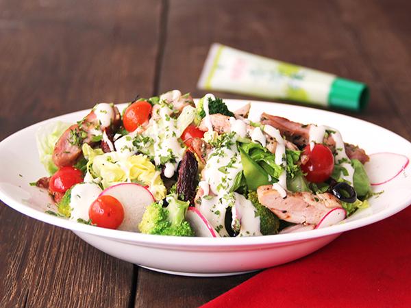 Wasabi Chicken Salad