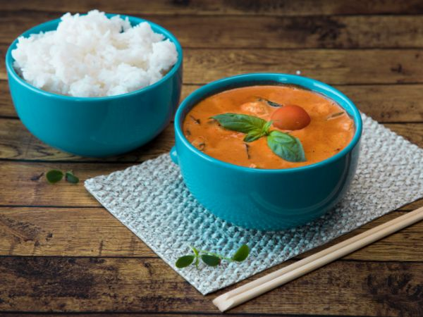 Red Curry Vegetable [Vegan]