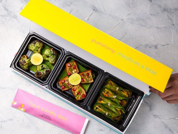 Kebab Triple Box