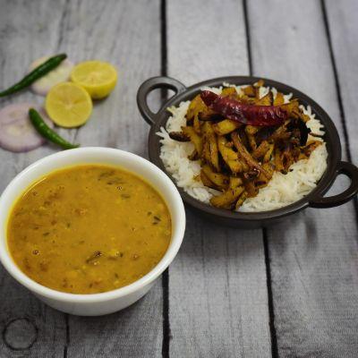 Aloo Bhujia Mix Rice