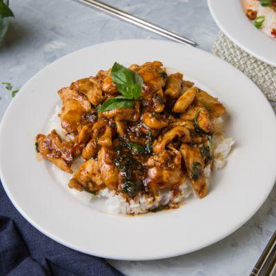 Basil & Chili Chicken