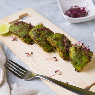 Tandoori Avocado [4 Pcs] [Vegan]