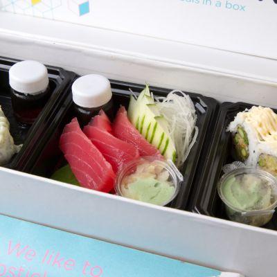 Tuna Sashimi [3 Pcs]