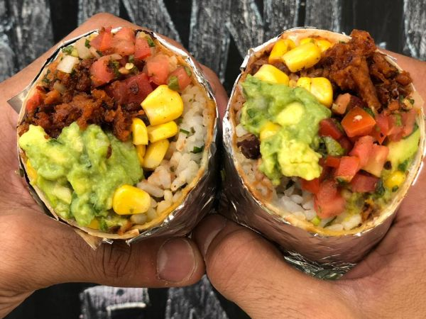 The Beyond Meat® Burrito