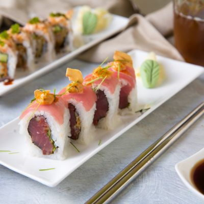 Spicy Tuna [4 Pcs]