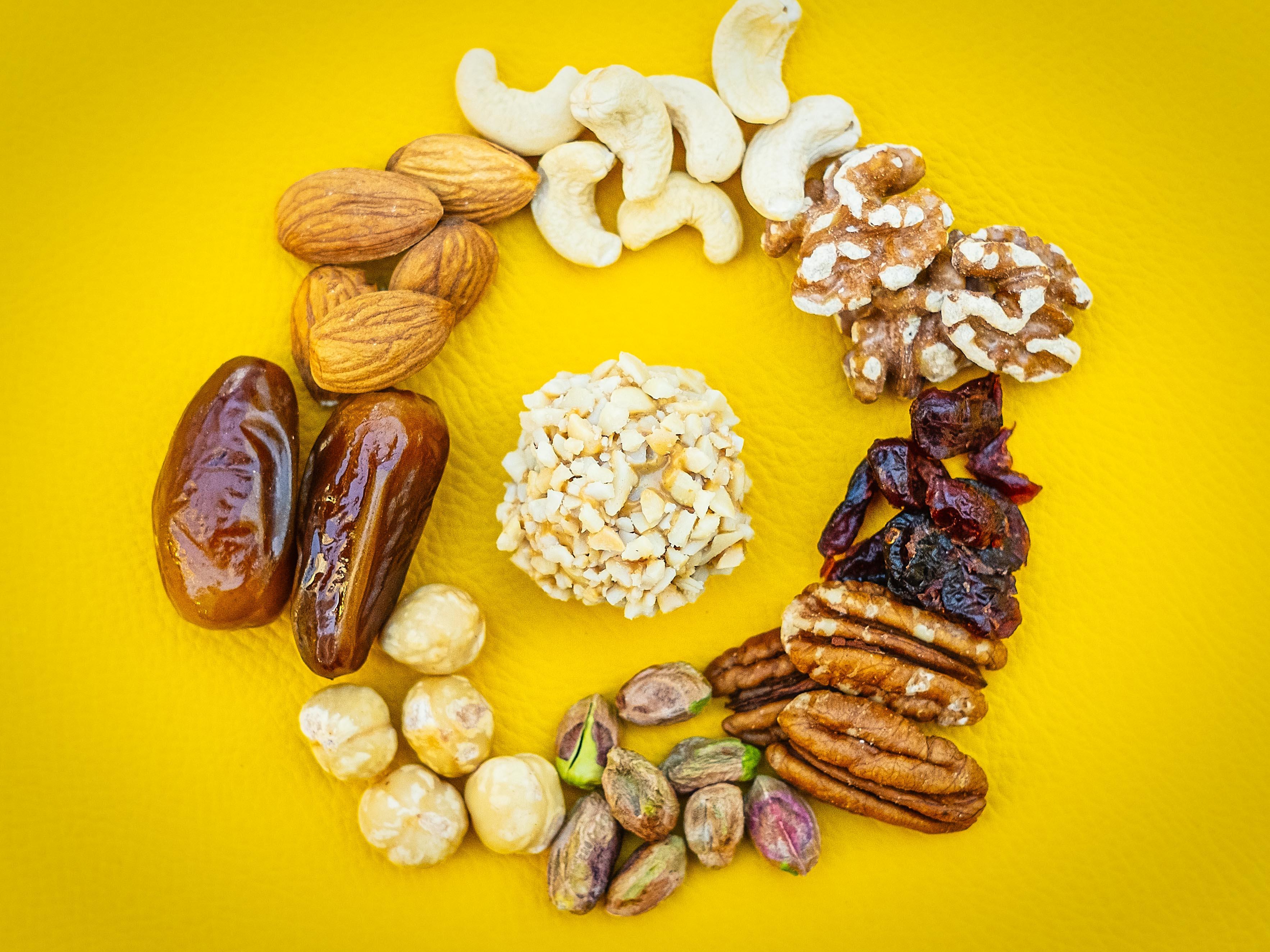 Peanut Butter Energy Burst