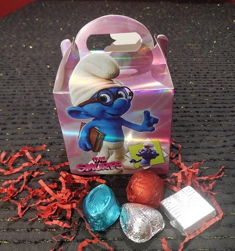 Smurfs Chocolate Gift Pack of 15 Chocolates