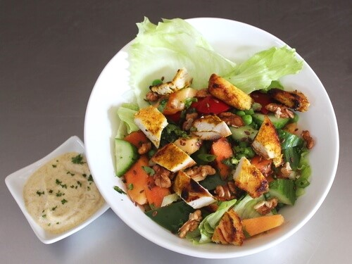 Oriental Salad - Chicken