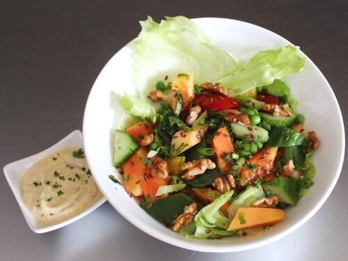 Oriental Salad - Veg