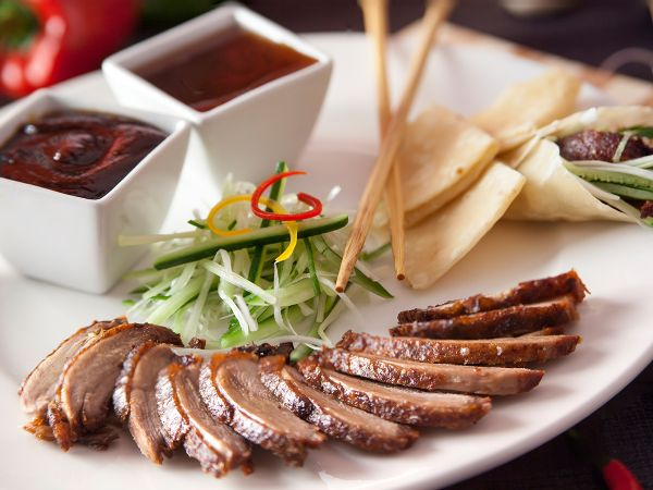 Crispy Peking Duck