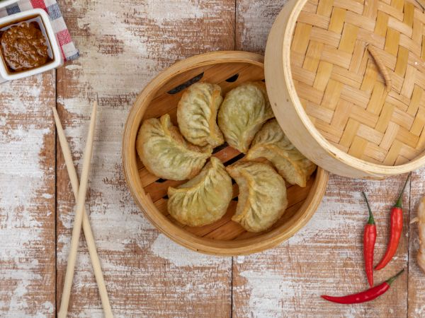 Seafood Dumpling - Fried