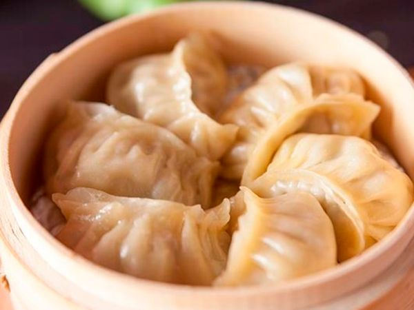 Chicken Dumpling - Steamed