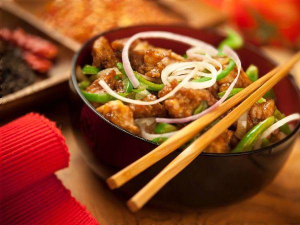 Tengda Chicken - Dry