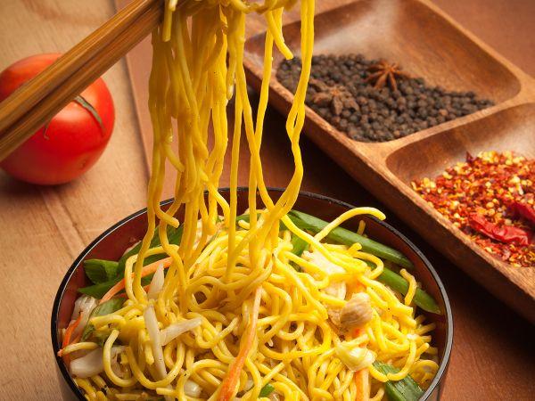 Chicken Hakka Noodle