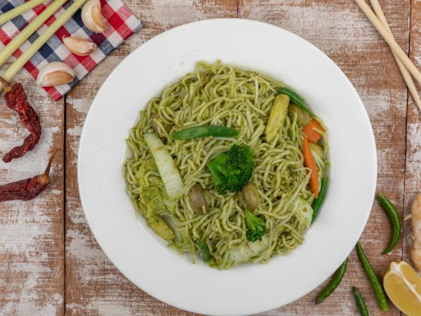 Vegetable Pataya Noodle