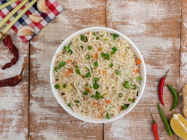 Vegetable Shang-Hai Fried Rice