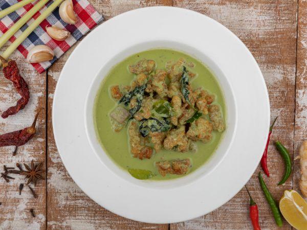 Chicken Thai Curry - Green
