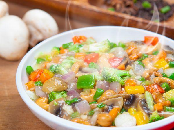 Pan Choi Vegetable