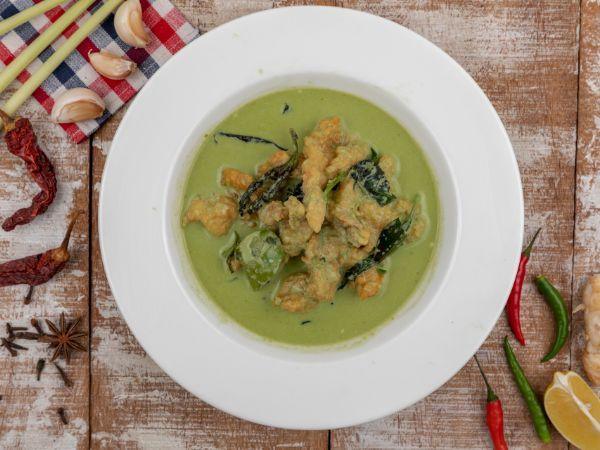 Prawn Thai Curry - Green