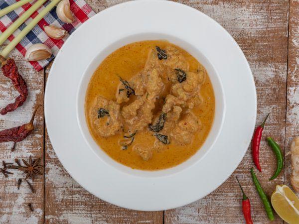 Prawn Thai Curry - Red