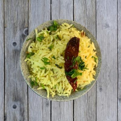 Desi Tadka Rice