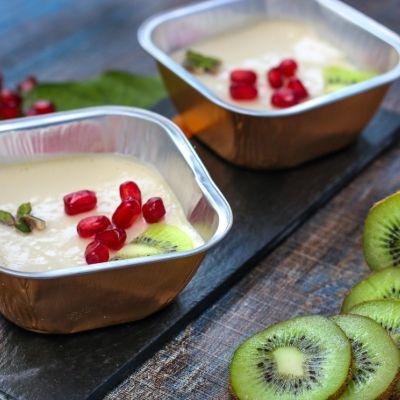 Baked Yoghurt
