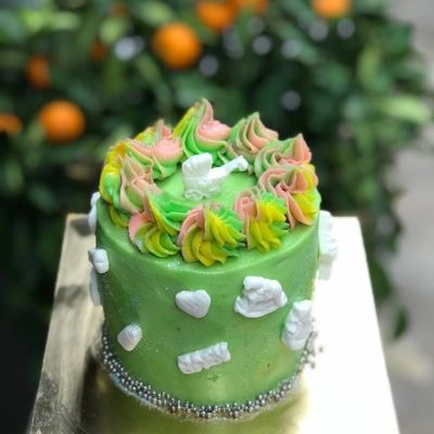 Baby Shower Lime Green [800 Grams]