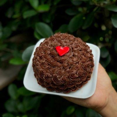 Homestyle Chocolate Babycake [350 Grams]