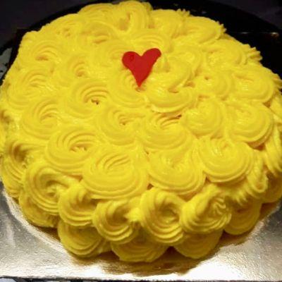 Lemon Babycake [350 Grams]