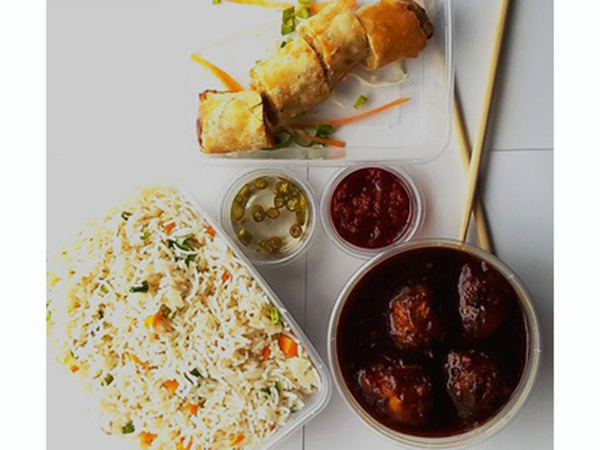 Vegetarian Value Meal [Meal for Two]