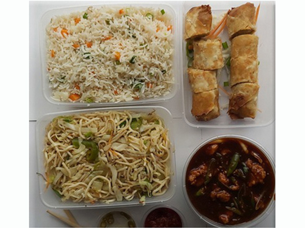 Vegetarian Value Meal [Meal for Four]
