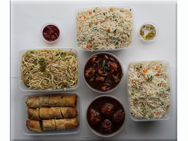 Vegetarian Value Meal [Meal for Six]
