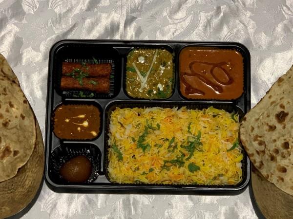 Mutton Lunch Box