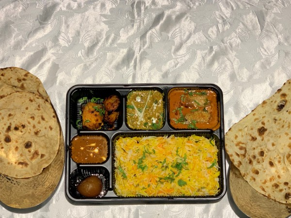 Fish Lunch Box