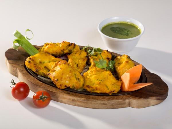 Chicken Irani Kabab