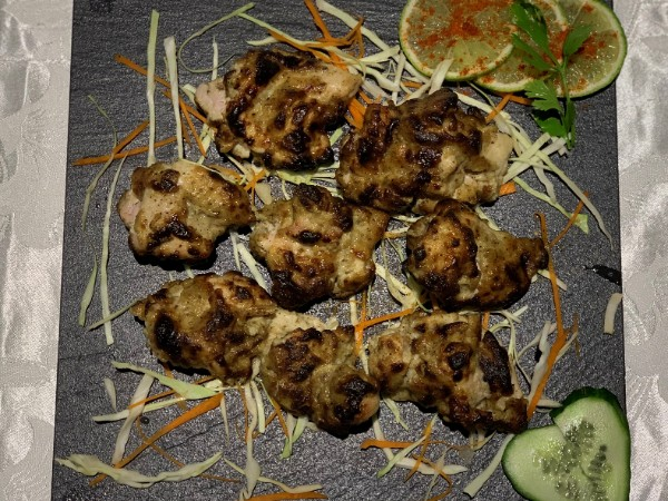 Chicken Kalimiri Kabab