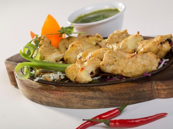 Chicken Caramel Kabab