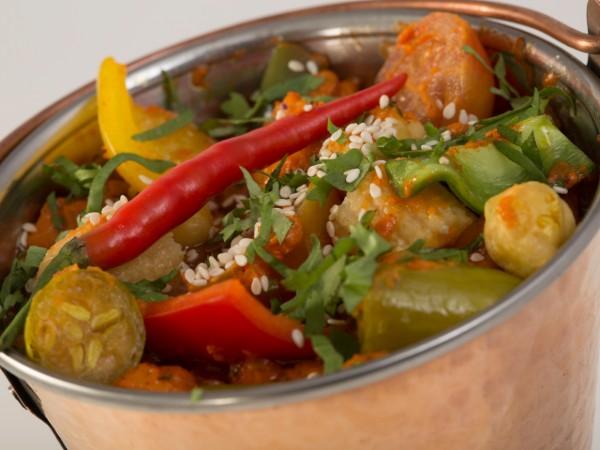 Balti Vegetable  Baby