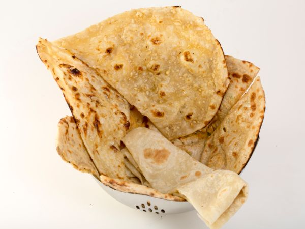 Assorted Roti [6 Pieces]