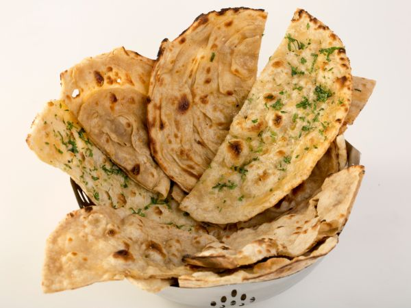 Assorted Special Roti [5 Pieces]