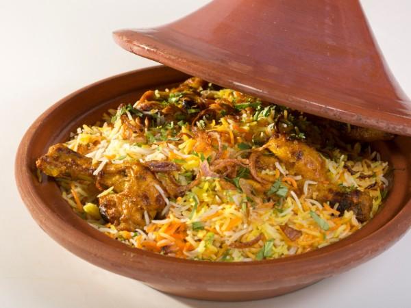 Kalmi Kabab Biryani